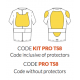 Short-Sleeve Protective Jersey