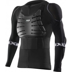 KIT PRO TS10 - Long-Sleeve Protective Jersey With All Protections