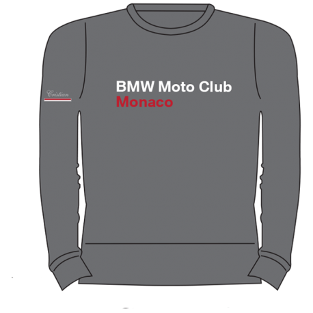 BMW Moto-Club Monaco Sweatshirt