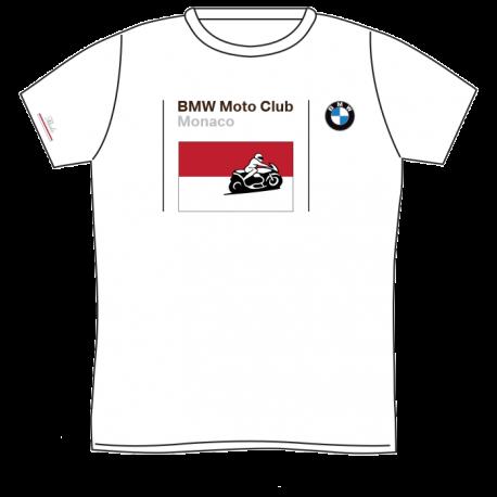 BMW Moto-Club Monaco T-Shirt Base