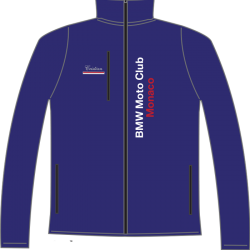 BMW MOTO CLUB MONACO SOFT-SHELL