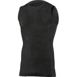 PRO SMR - Mesh Sleeveless Jersey With Back Protector