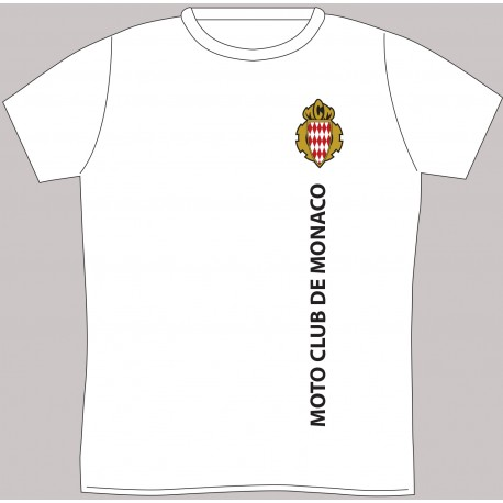 Moto-Club Monaco T-Shirt Base