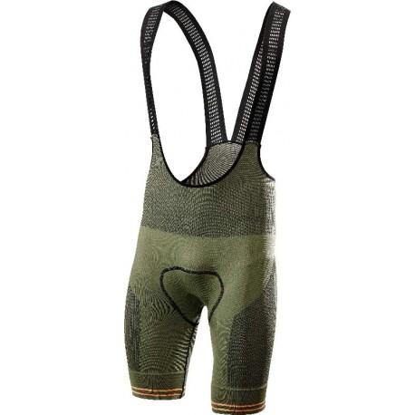 CLIMA BIB E - ULTRALIGHT SHORT LEG BIB TIGHT with exterior butt-patch