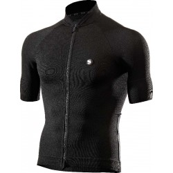 CHROMO JERSEY - SHORT-SLEEVE BIKE JERSEY CARBON ACTIVEWEAR