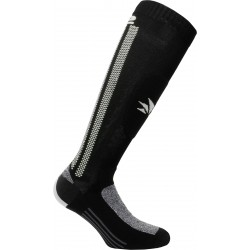 MOT 2 - Chaussettes Moto Et Sports D'Hiver Hautes