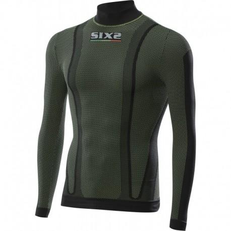 TS3 - Long Sleeve Turtleneck Jersey