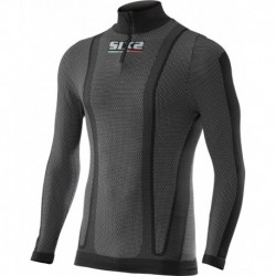 TS13 - Long Sleeve Turtleneck Jersey With Zipper