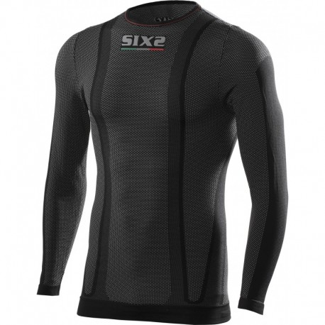 TS2W - Long-Sleeve Round Neck Jersey Thermo