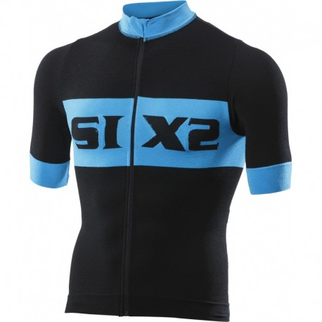 BIKE3 LUXURY - Bike Jersey Maniche Corte Luxury