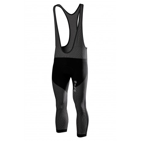 Carbon Activewear 3/4 Bib Tight